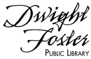 Dwight Foster Public Library